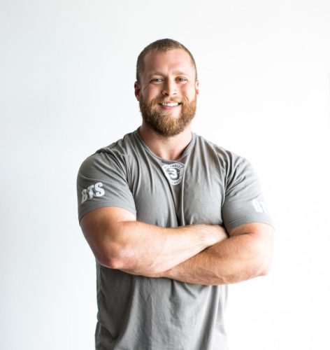 Unleash'd Strength Gym Trainer Dylan Smith - Gym in Manassas Park VA