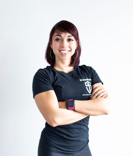 Unleash'd Strength Gym Trainer Ester Garrido - Gym in Manassas Park VA